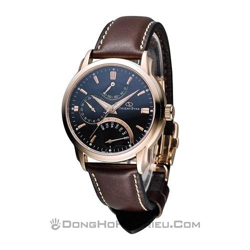 điển hình vài mẫu đồng hồ orient nam dây da 11