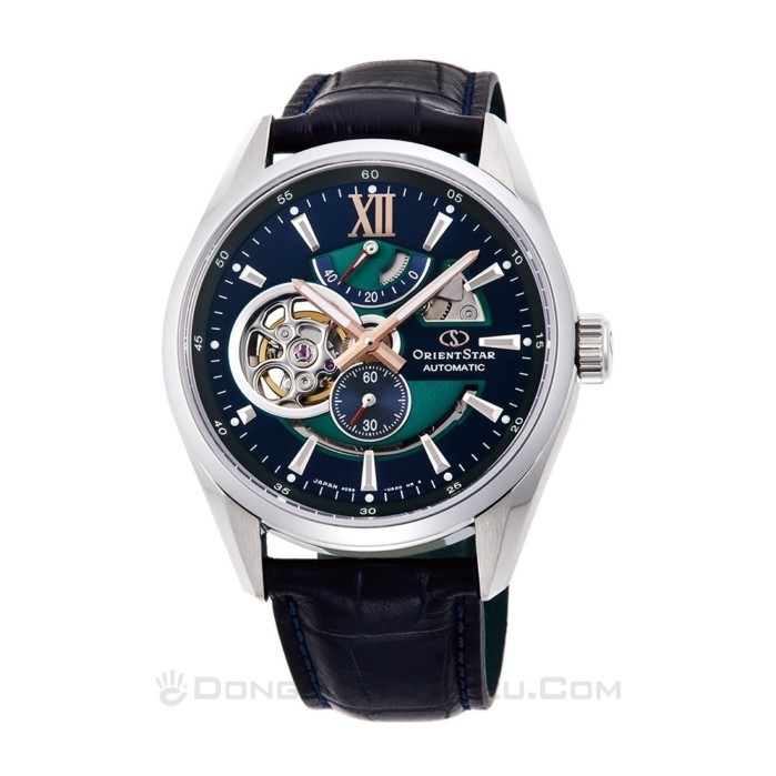 Mổ Xẻ Đồng Hồ Orient Star SDK05005T0 Skeleton Limited Edition 5