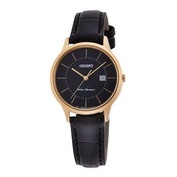 Đồng hồ mạ vàng giá rẻ hiện nay có đáng để mua không?  - Ảnh Orient RF-QA0002B10B