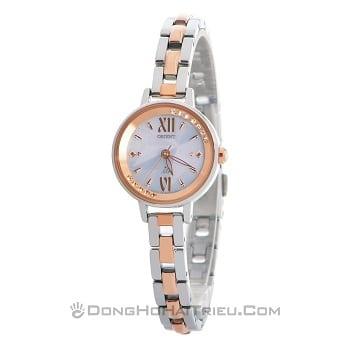 Có nên mua đồng hồ tặng bạn gái ngày Valentine 14/2 không? Orient SWD09001V0